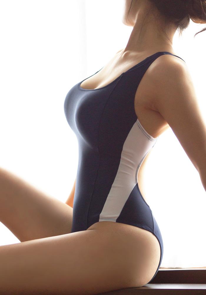 스쿨 원피스 수영복