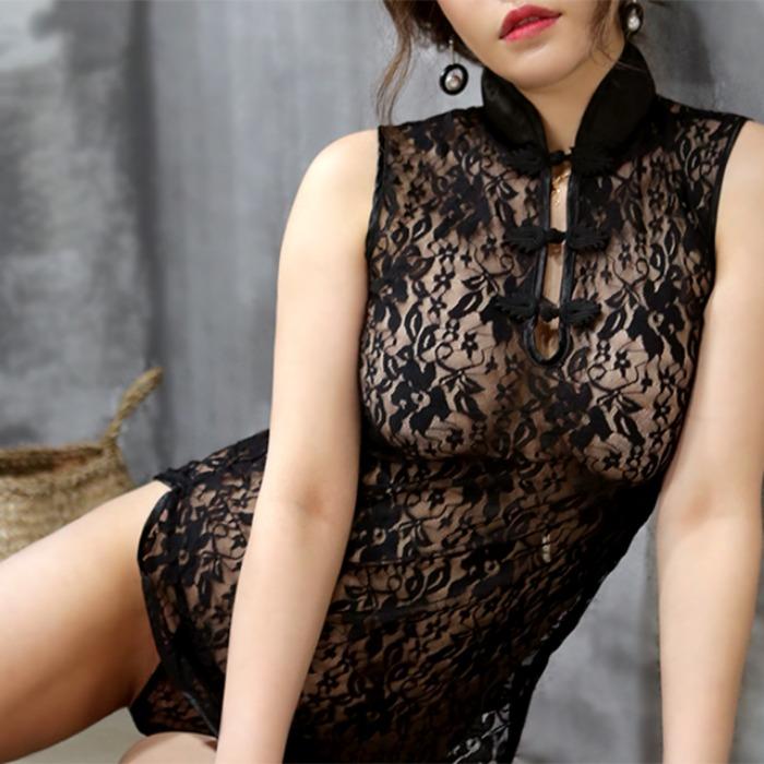 시누아 미니 드레스